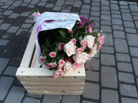 dostavka cvetov Kherson