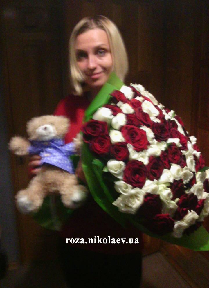 купить цветы в Николаеве